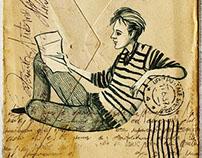 Carte da Lettera book