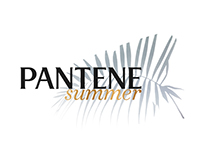 Banners Pantene Summer Campaign 2016