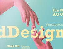 Cartaz #conectadDesign