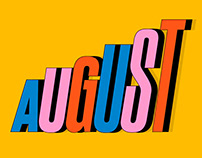 GIFs - July + August
