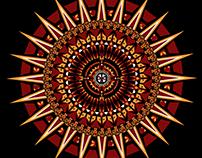 Mandala - Tribal Art