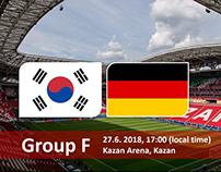 Soi kèo Hàn Quốc - Đức ( Korea - Germany)
