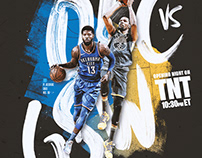 NBA Opening Night Promos