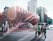 Concurso Pavilhão Toronto - Canadá