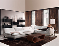 Sinatra | Coffe Table - Dining Room and Living Room