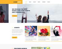 Mannequeen Website UI