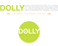Logo Design - DollyDesigns Childrens Fashion