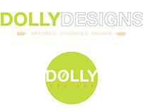 Logo Design - DollyDesigns Childrens Fashion