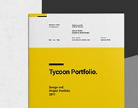 Project Portfolio - Tycoon Series
