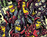 Springfield Avengers
