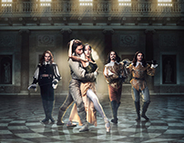Northern Ballet | The Three Musketeers