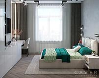 KR1 bedroom