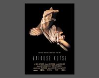 """Poster for documentary """"Vaikuse kutse"""". Allfilm 2015"""