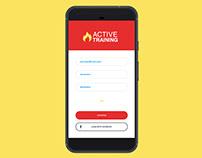Active Training App