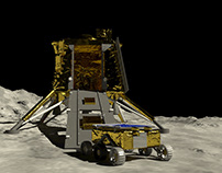 Vying to be the Fourth Nation on the Moon