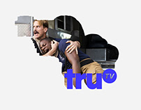 Audacious truTV Rebrand is All Play for BLOCK & TACKLE
