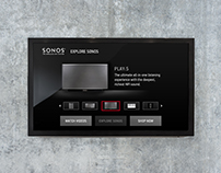 Sonos Smart TV Microsite