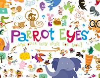 Paradise Bakery - Parrot Eyes