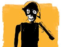 Illustrated Internet Trolls Series - Mockery