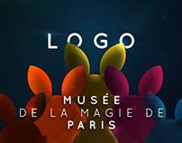 Identité visuelle - Musée de la Magie de Paris