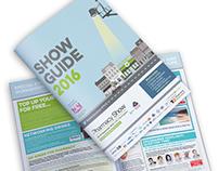 A4 Exhibition Show Guide Brochure