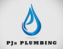 PJ's Plumbing – Identity Package