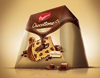 Bauducco Chocottone Especial