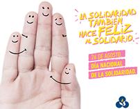 2014 - Día Nacional de la Solidaridad