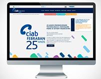 Ciab Febraban • 25 anos