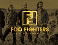Foo Fighters Logo Design Challenge