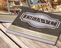Déja-Vu Guesthouse Brochure