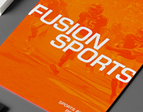 FusionSports // Branding