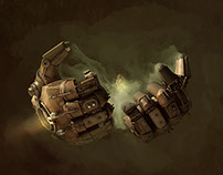 Steampunk Challenge Avisgrafik