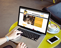 Web design- The Pet Shop Direct