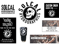 Design Work For SolCal Hydrographics