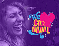 Campanha - We Love Carnaval