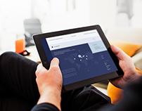 Whiteshield Partners website redesign