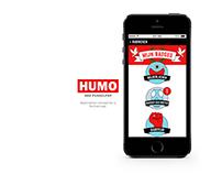 Humo Festival App