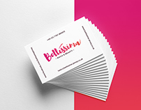 Bellissima Nails & Beauty Branding