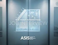 ASIS 'The Most Interesting Job Interview'