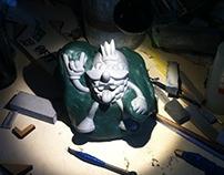 Casting a custom figure