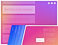 Product Designer Portfolio