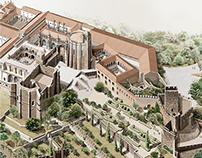 Illustrated Maps Monuments 02 UNESCO