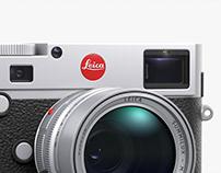 Leica M / 3D Configurator