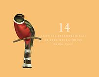 14* FESTIVAL INTERNACIONAL DE AVES MIGRATORIAS