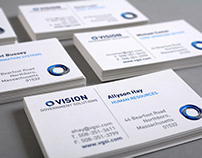 Vision Government Solutions Rebranding