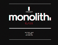 MONOLITH - My Famicase Exhibition 2016 entry