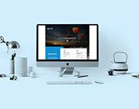 Analytics Website