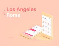 Balloon - Travel App