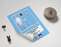 Fencing Competition Posters